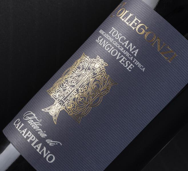 Collegonzi Toscana Igt Sangiovese