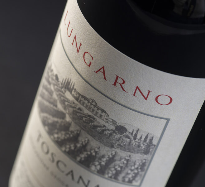 Lungarno Toscana Igt Rosso / Cabernet Sauvignon-Merlot-Colorino