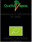 Sensi certificazioni biologiche