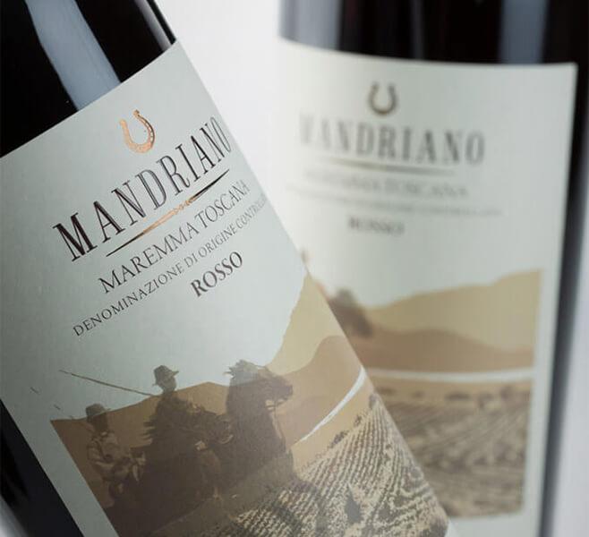 Mandriano - Sangiovese