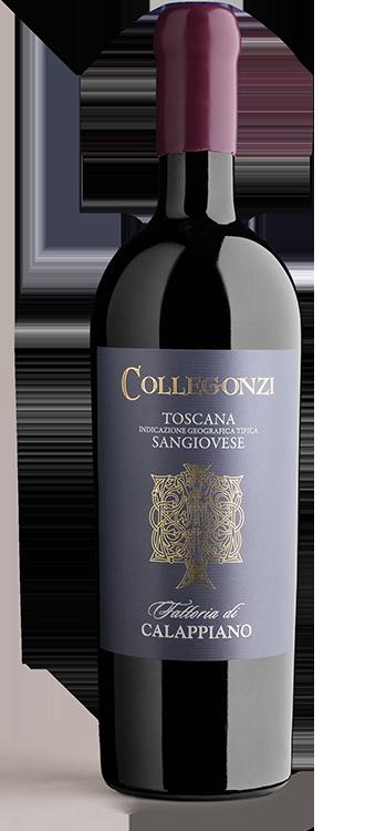 Fattoria di Calappiano Collegonzi Sangiovese Toscana IGT