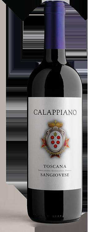 Fattoria di Calappiano Sangiovese Toscana IGT