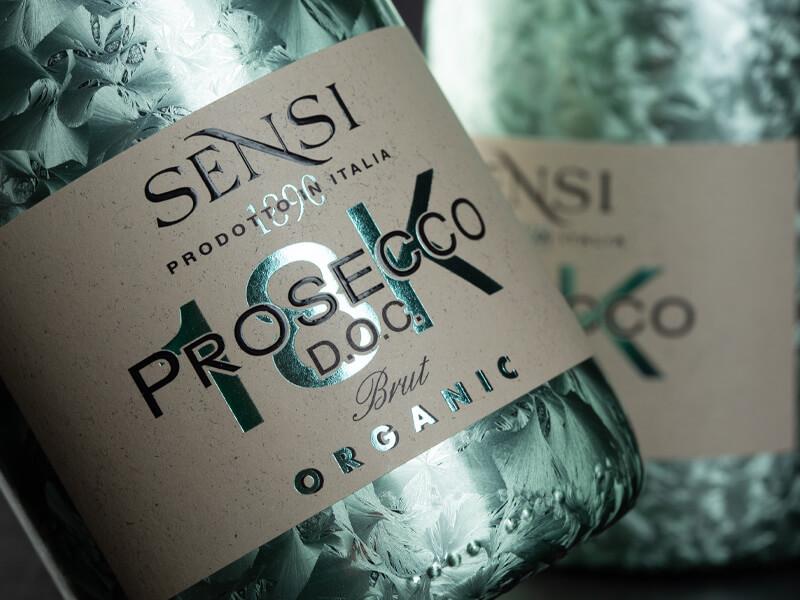 18K Prosecco Organic