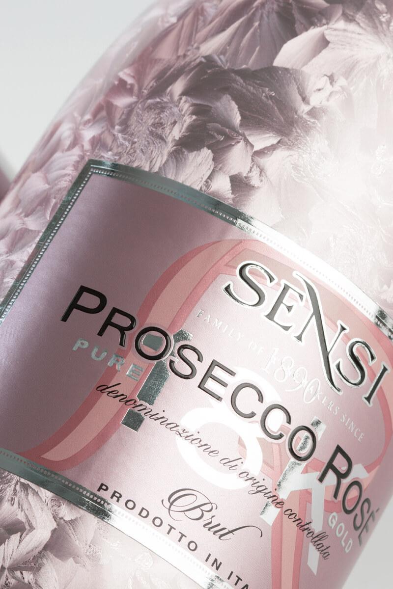 18K Prosecco Rosé