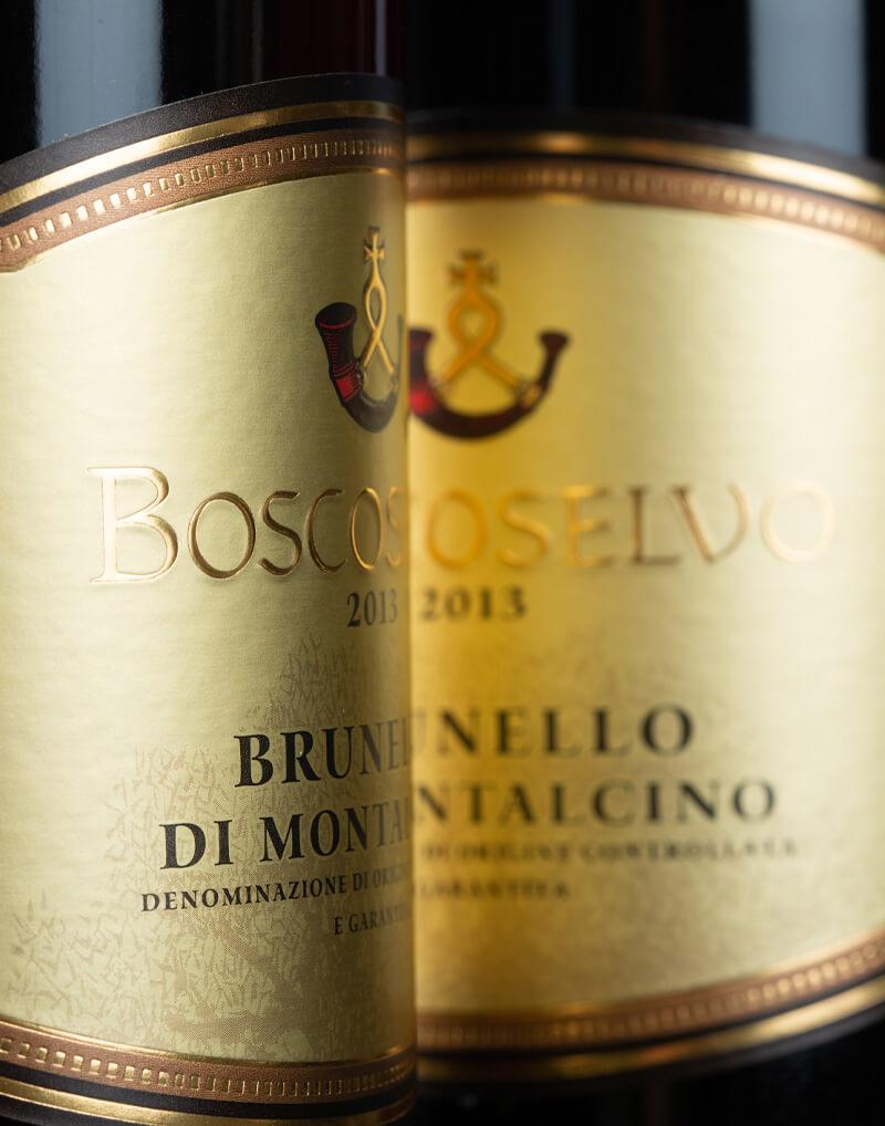 Boscoselvo - Brunello di Montalcino DOCG