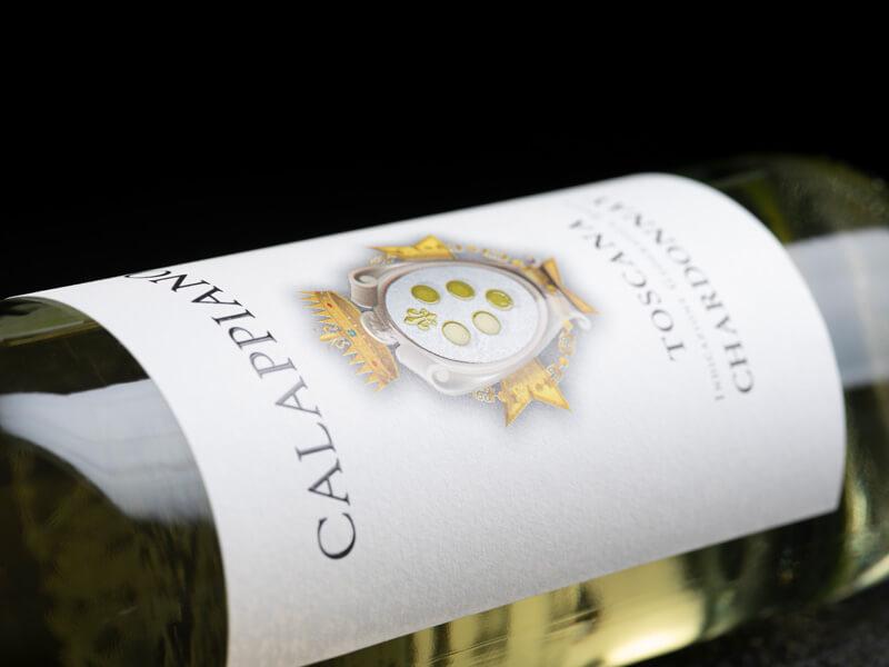 Calappiano Toscana Igt / Chardonnay
