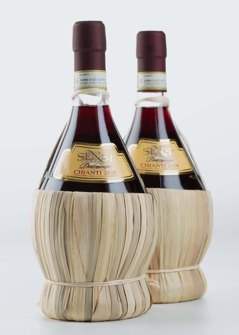 Dalcampo - Chianti DOCG Fiasco