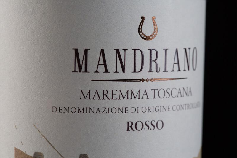 Mandriano - Maremma Toscana DOC Rosso