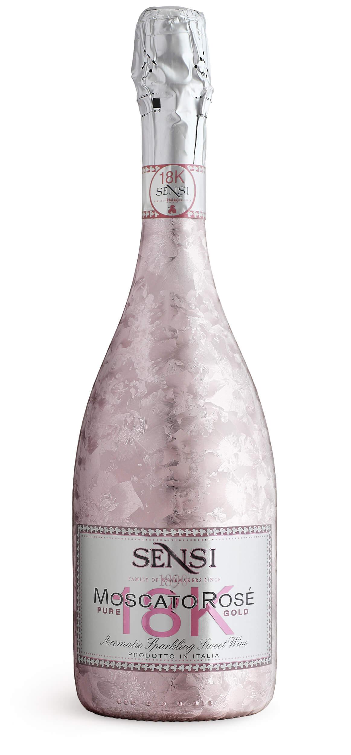18K Moscato Rosé