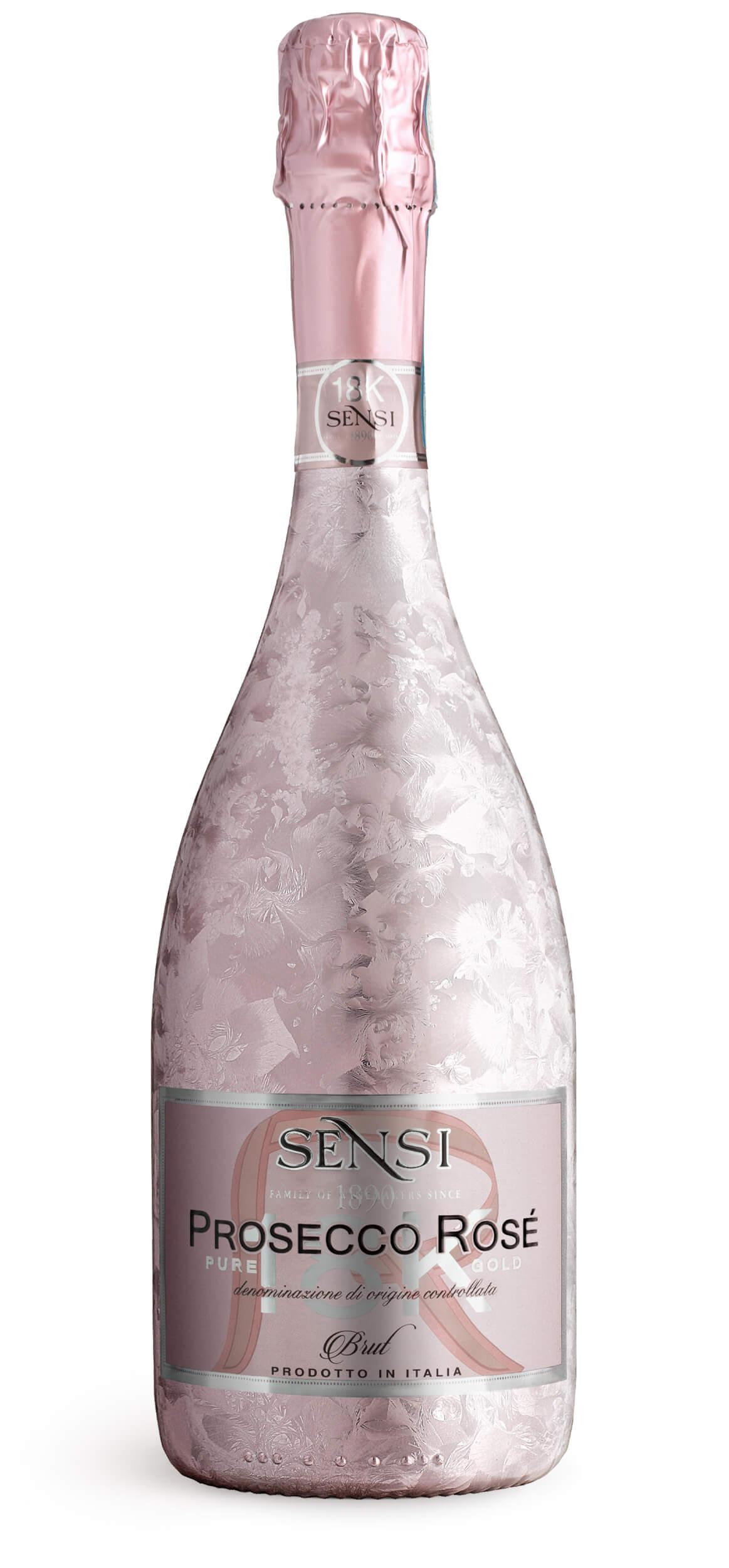 18K Prosecco Treviso DOC Brut Rosé