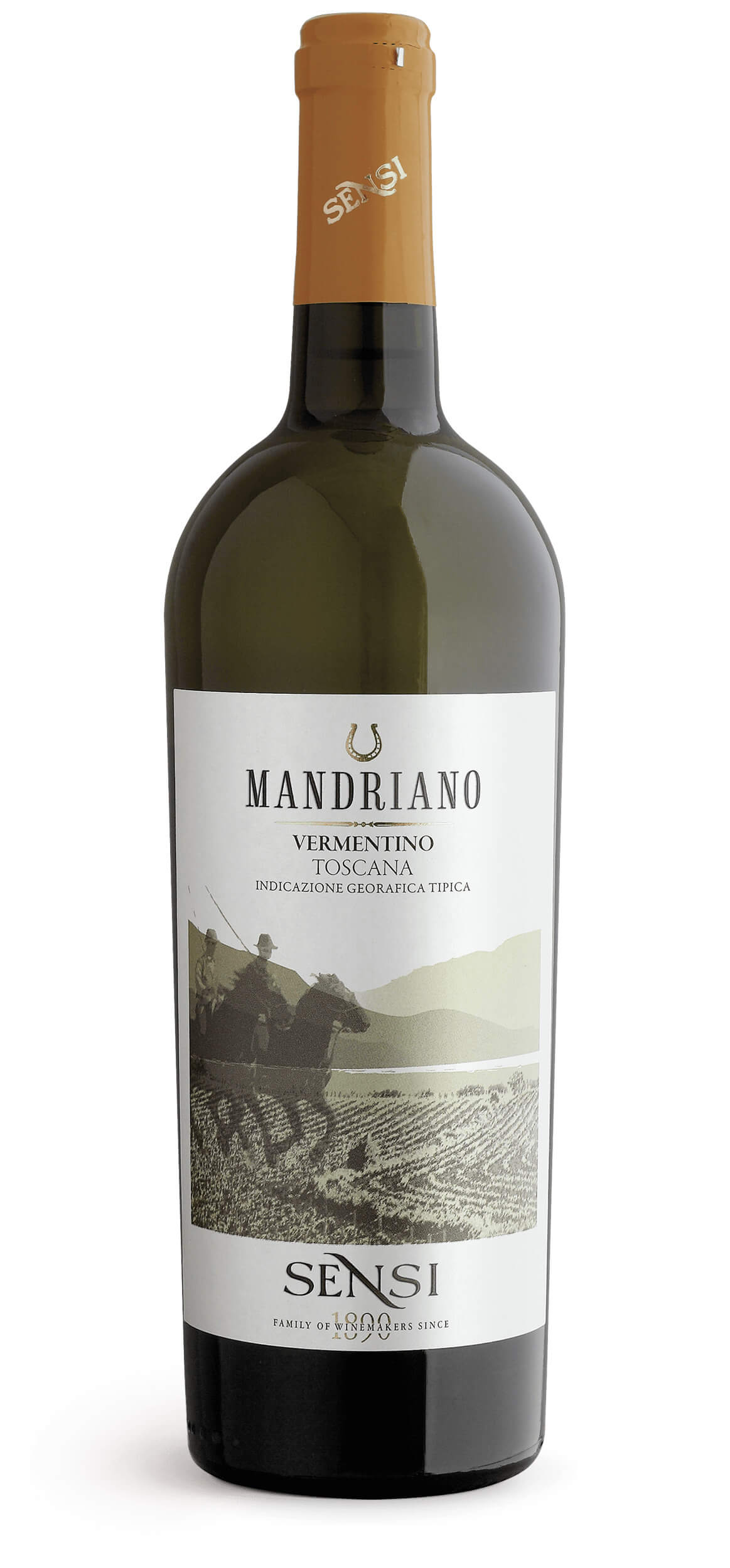 Sensi Classica Mandriano bianco