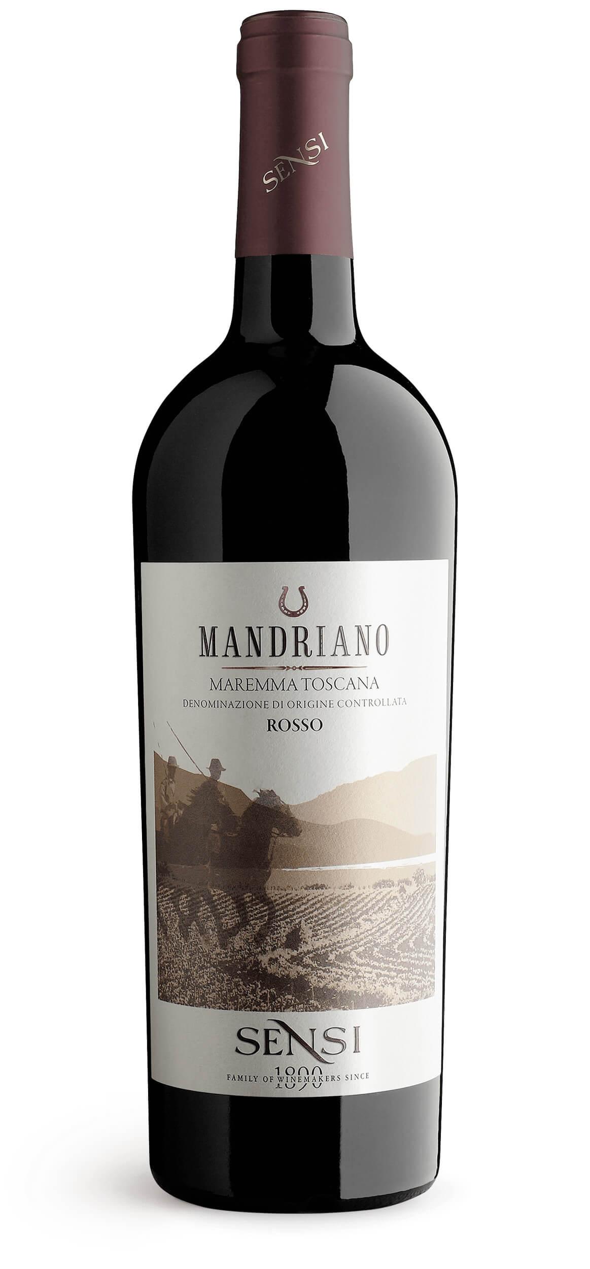 Sensi Classica Mandriano rosso