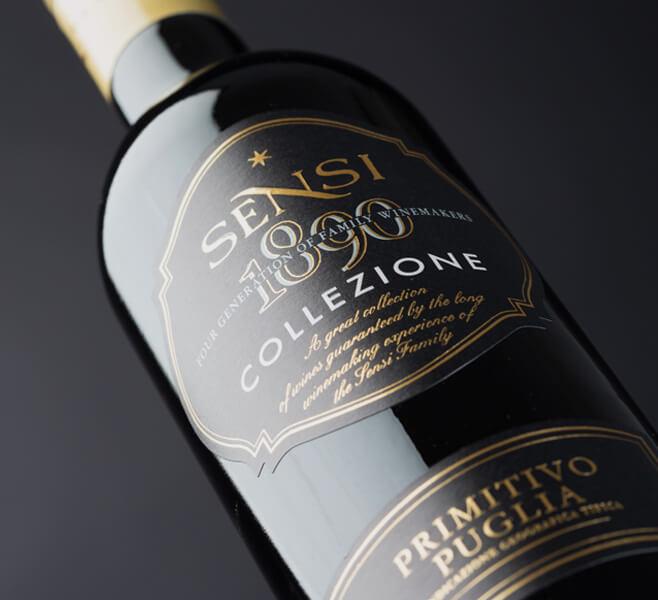 Sensi Collezione Primitivo Puglia IGT